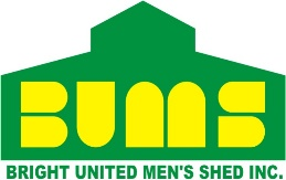 Bright United Mens Shed Inc