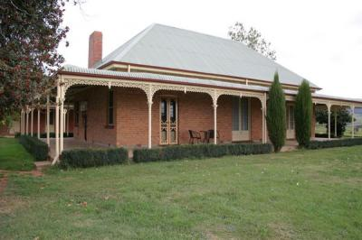 Barwidgee Homestead Bed & Breakfast