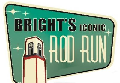 Brights Iconic Rod Run